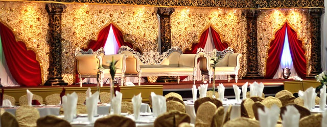 Asian Wedding Hall Badshah Palace
